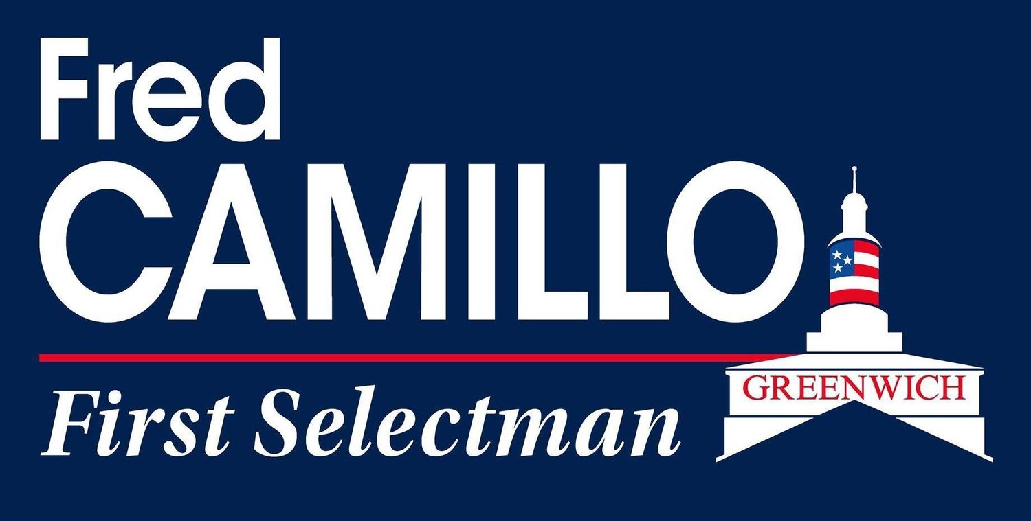 Elect Fred Camillo for First Selectman of Greenwich